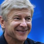 Wenger Laughing