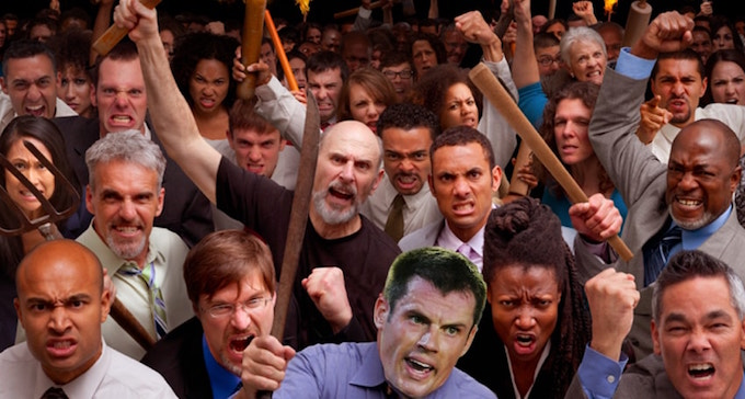 Carragher mob