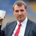 Rodgers with Cup