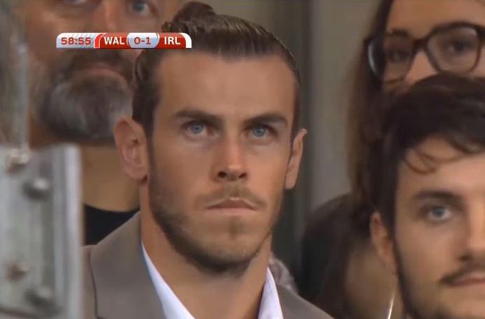 Gareth Bale Ireland