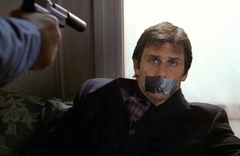 Antonio Conte hit