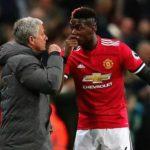 Mourinho argument with Paul Pogba