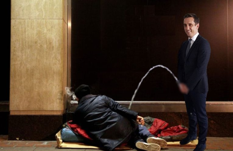 Neville Urinating