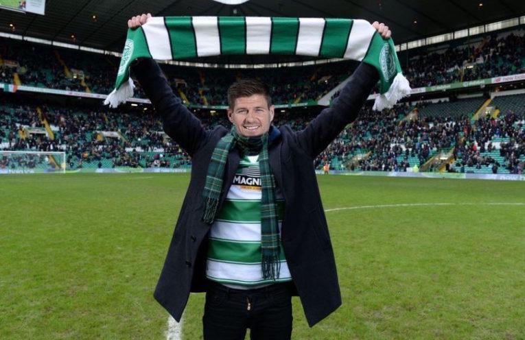 Gerrard Celtic