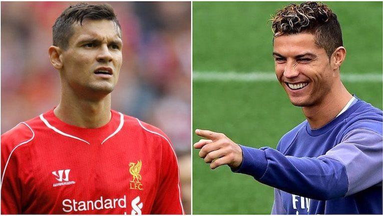 Ronaldo vs Lovren