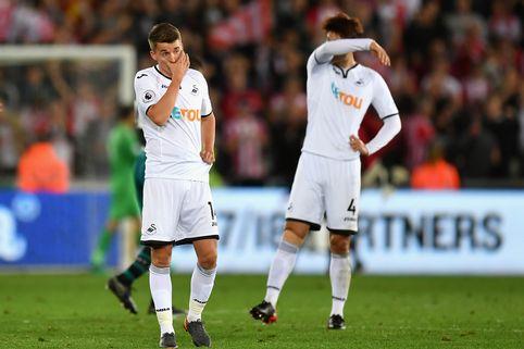 Swansea devastated