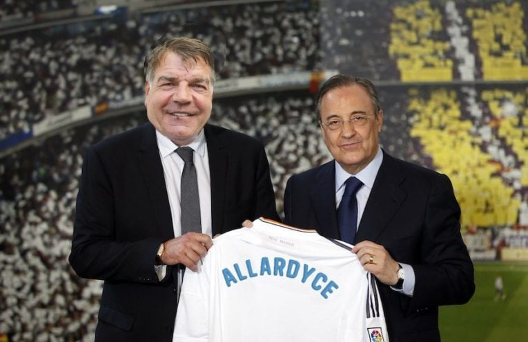 Big Sam Madrid