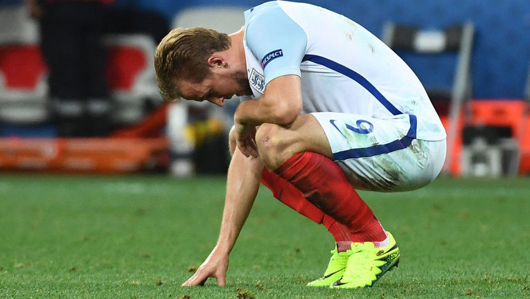 Harry Kane Gutted