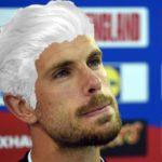 Henderson white hair