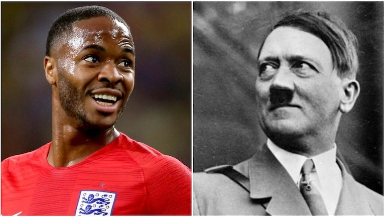 Sterling and Hitler