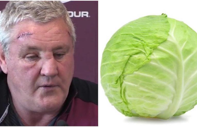 Steve Bruce Cabbage