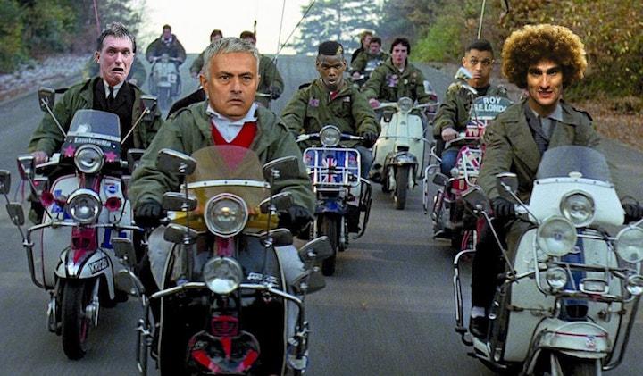UTD Mopeds
