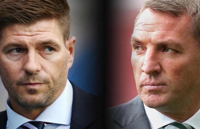 Gerrard and Rodgers