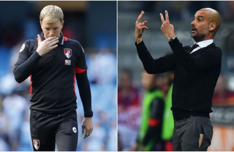 Howe and Guardiola