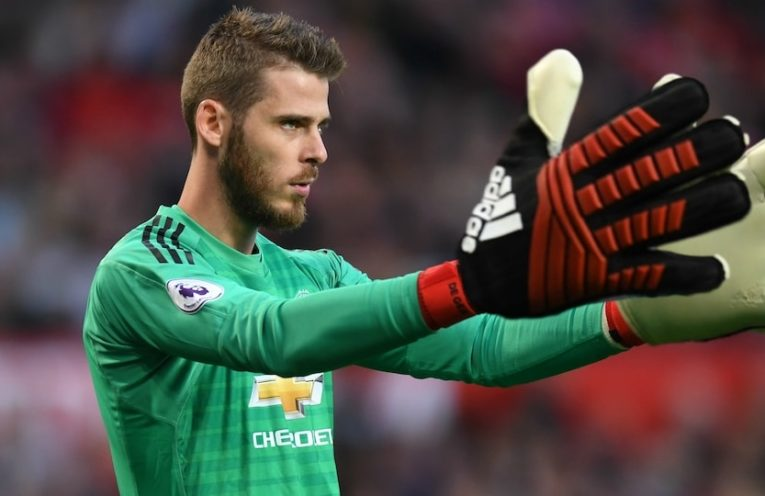 De Gea Gloves