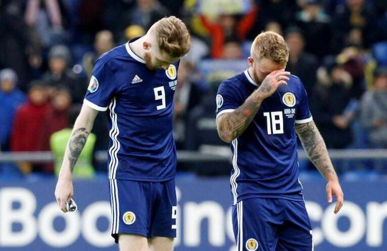 Scotland sad