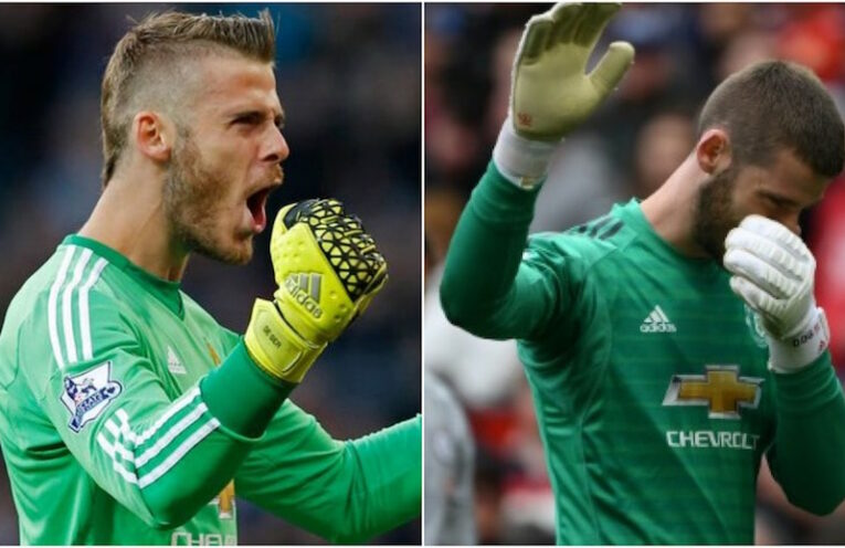 De Gea and Brown