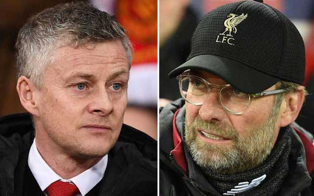 Solskjaer and Klopp