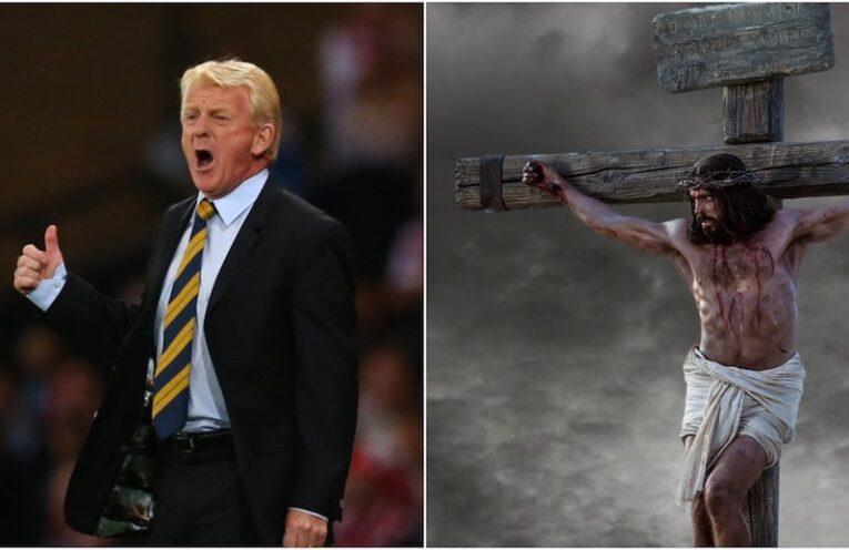 Strachan Christ