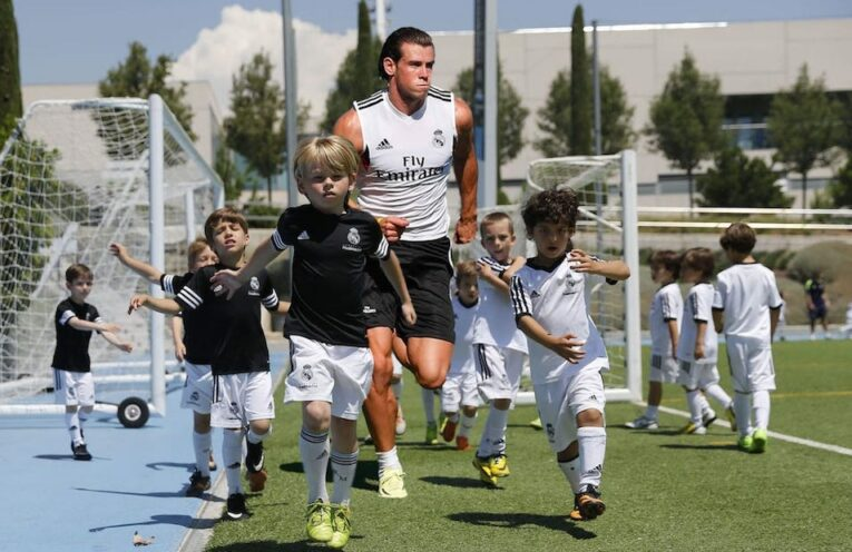 Bale Training with Kids