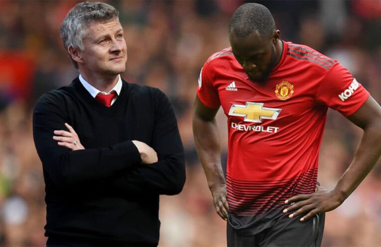 Solskjaer and Lukaku