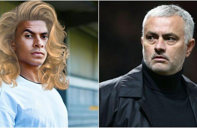 Mourinho scared