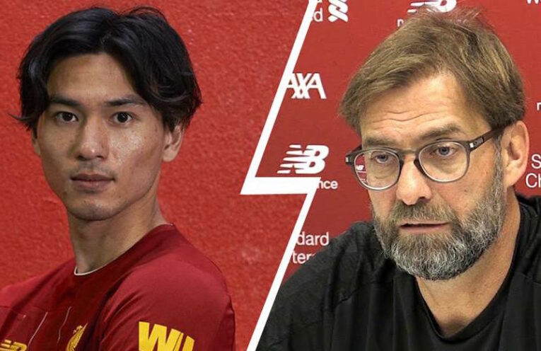 Klopp and Minamino