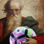 God with Ball